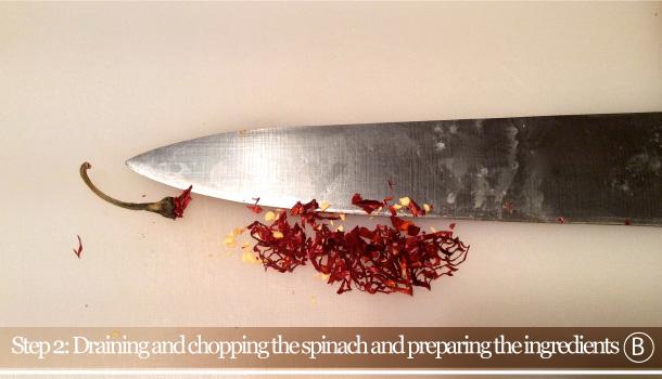 """... Gnudi with Spicy Tomato Sauce"""" recipe - Gnudi al Pomodoro Gratinati"""